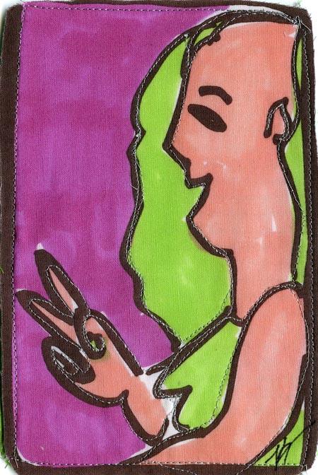 peace postcard #1
