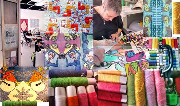 My Studio by Eldon Libby