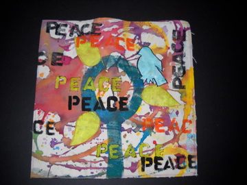 Peacce by Joanell Connolly